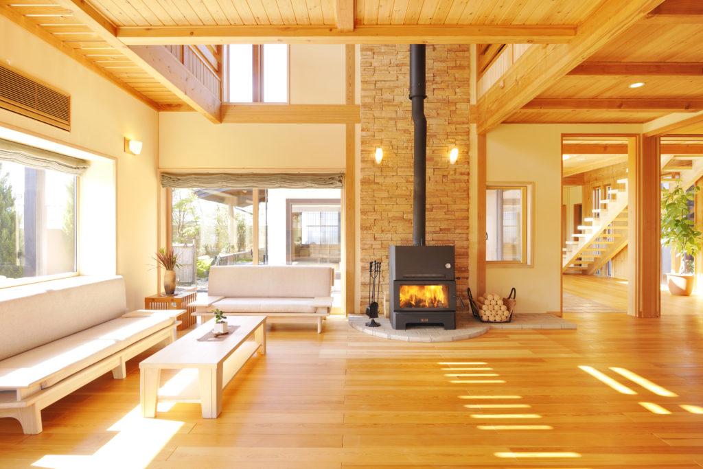 無垢材を使いこなそう!木を活かした木造住宅とは?