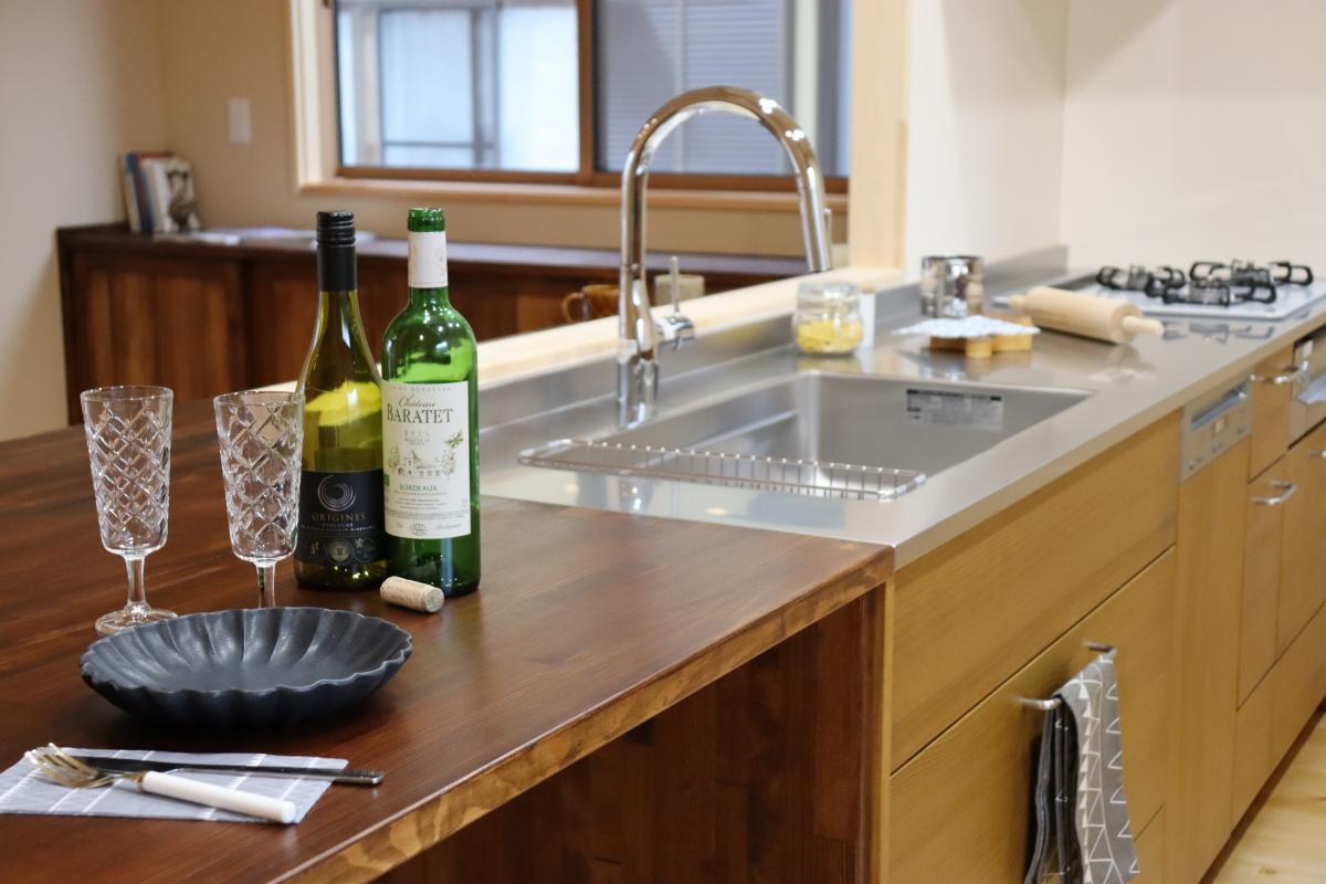 宇都宮市/N様邸施工事例「暮らしを愉しみ 心とカラダを育む家」